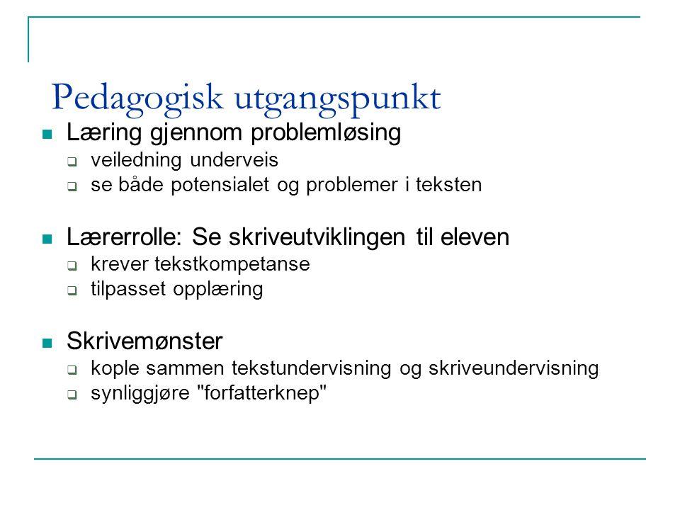 Fortelling: kjennetegn forteller forløp dynamikk (f.