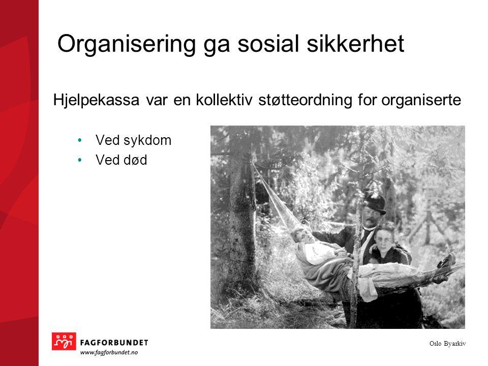  Veiarbeider  Sekretær i Norsk Kommuneforbund i ett år  Sekretær i Arbeiderpartiet i tre år  Ordfører i Oslo 1940 Einar Gerhardsen