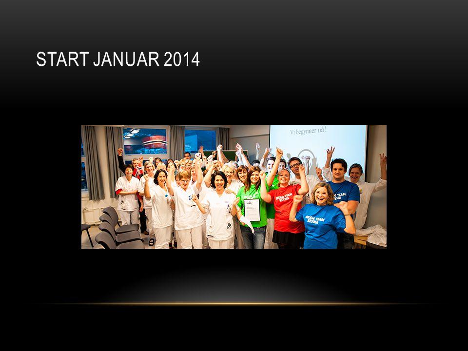 START JANUAR 2014