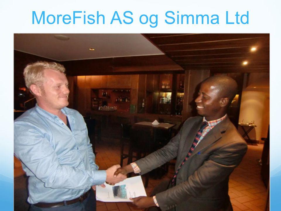 MoreFish AS og Simma Ltd