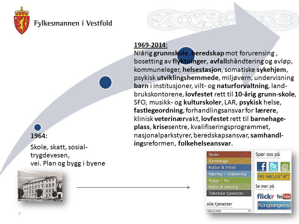 SAS - økonomisk effekt betydelig, men ikke avgjørende Innbyggere: drøyt 62 000 innbyggere Engangskostnader: 40 millioner Reformstøtte: 30 millioner Sum direkte støtte:70 millioner I tillegg inndelingstilskudd (2014) ca.