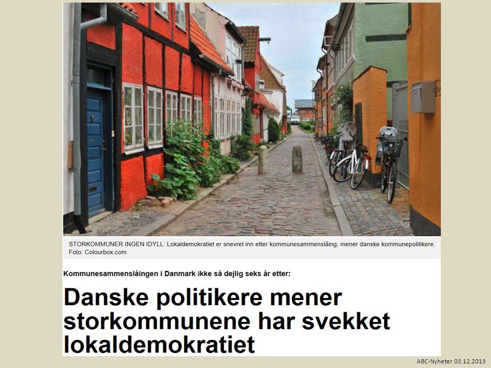 ABC-Nyheter 03.12.2013