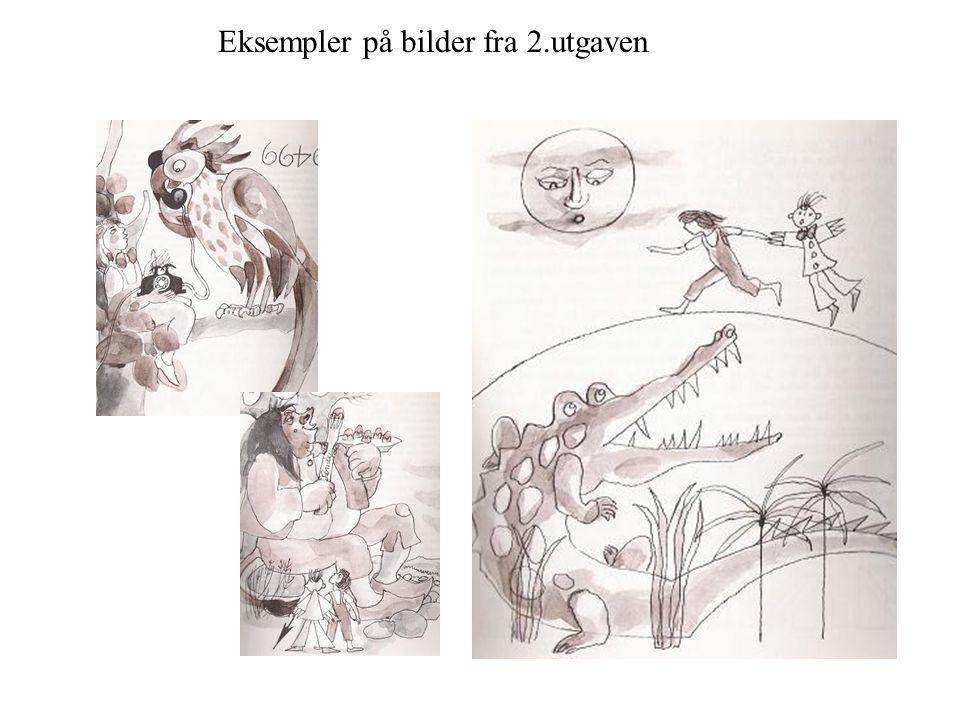 Eksempler på bilder fra 2.utgaven