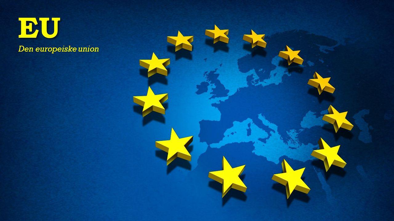 HISTORIE 1951: EKSF - Den europeiske kull- og stålunionen 1951: EKSF - Den europeiske kull- og stålunionen Vest-Tyskland, Frankrike, Italia og Be-Ne-Lux-landene.