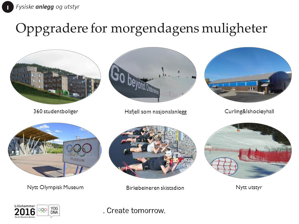 3 Contribute in realizing the 10-years plan for Norwegian youth sports