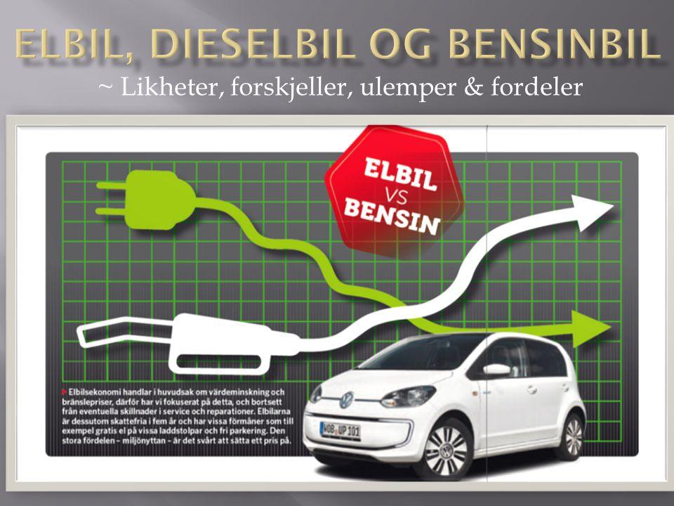  Økt salg  Overta bilverden?