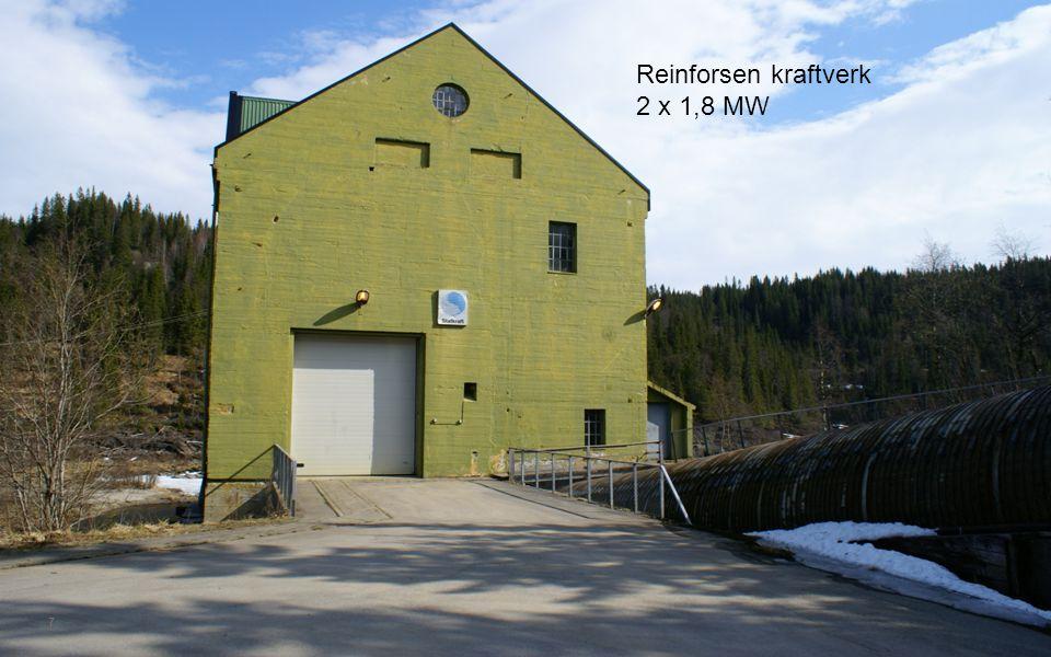 Reinforsen kraftverk 2 x 1,8 MW 7