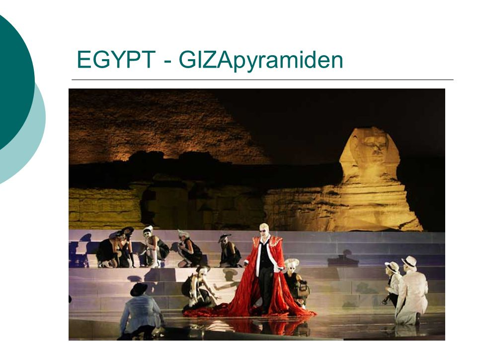 EGYPT - GIZApyramiden