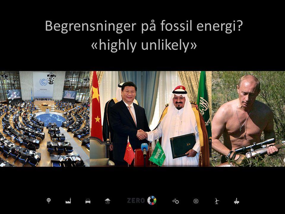 Oljeselskapenes prisforventninger? Men hva er «likely» i energimarkedet?