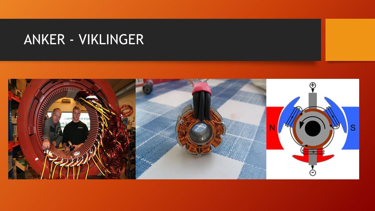 ANKER - VIKLINGER