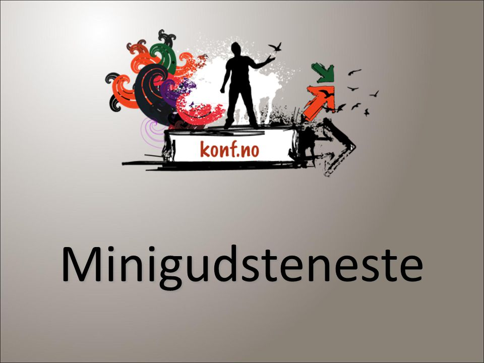 Minigudsteneste