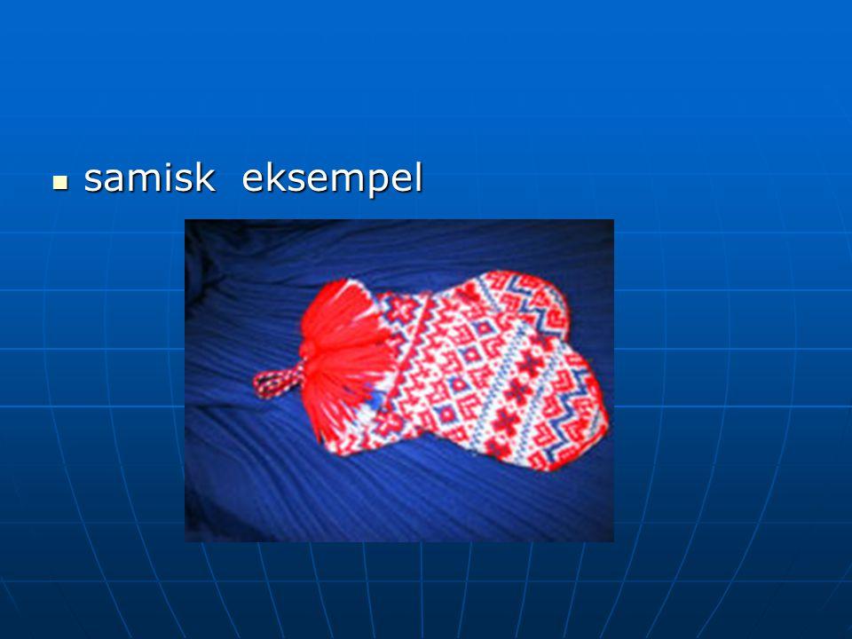 samisk eksempel samisk eksempel