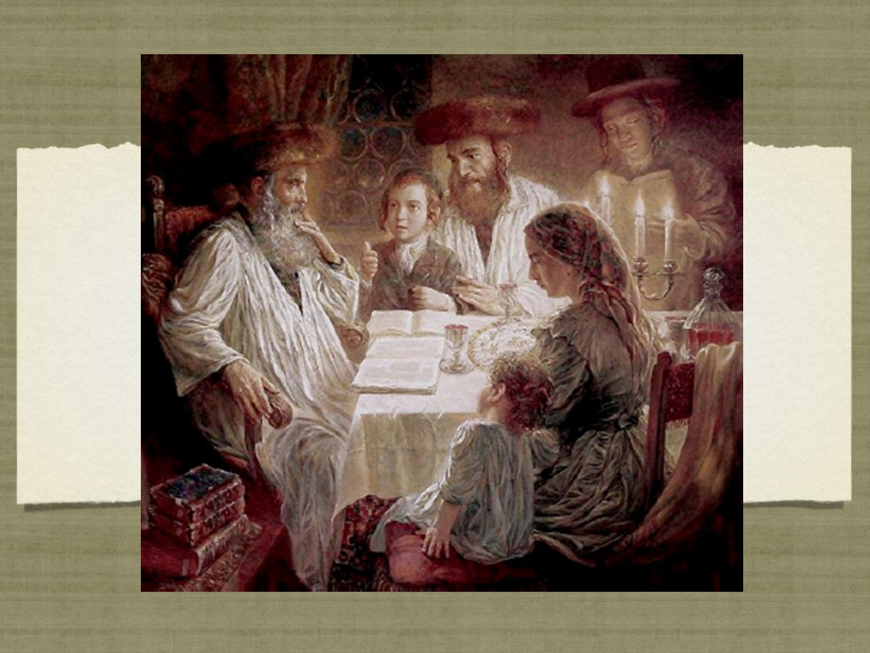Haggadah Shel Pesach Påskemåltidet