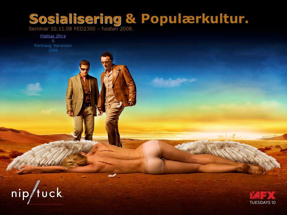 Mattias Øhra Populærkultur - 3 aspekter: 1.demokratisk aspekt  Film versus malerkunst  Pulp versus høykultur.