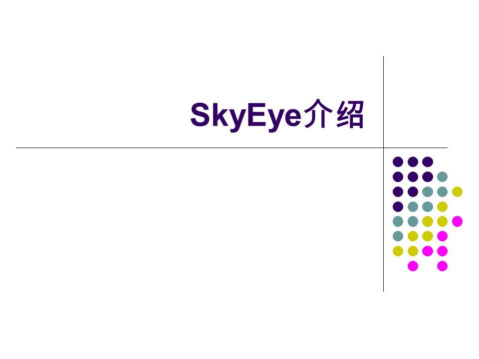 SkyEye 介绍