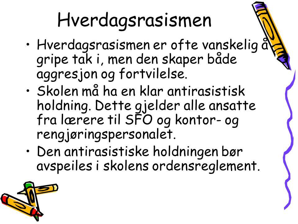 Tospråklig opplæring Morsmålopplæring Tospråklig fagopplæring Særskilt norskopplæring