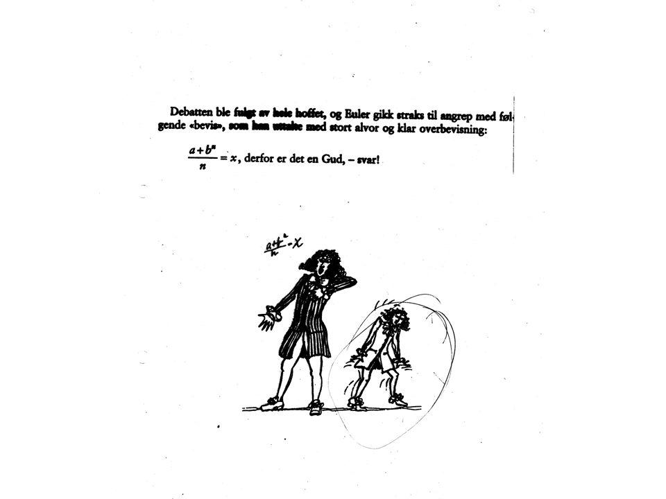 Retorisk og symbolsk algebra Oppgave: Hvordan definerer du selv hva et partall er.
