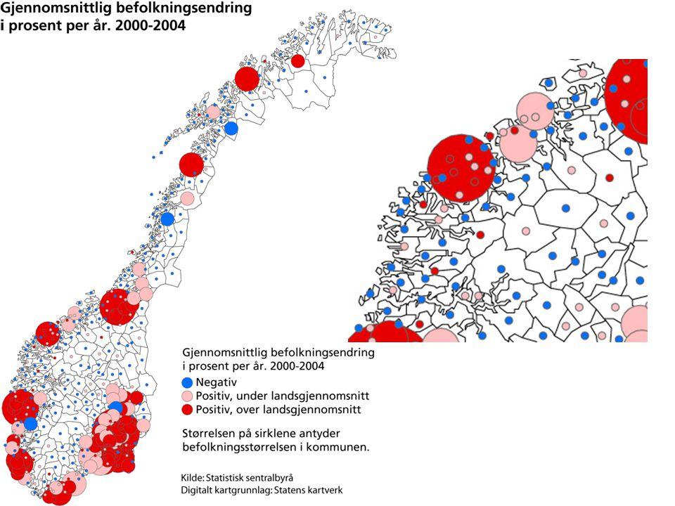 Region som: - sosialt fellesskap – eller som praktisk administrasjon – eller begge deler?