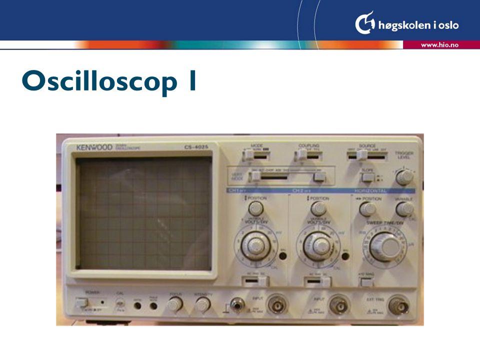 Oscilloscop 1