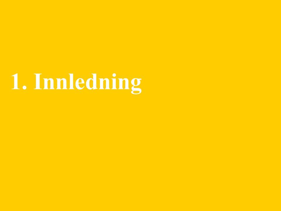 3 1. Innledning