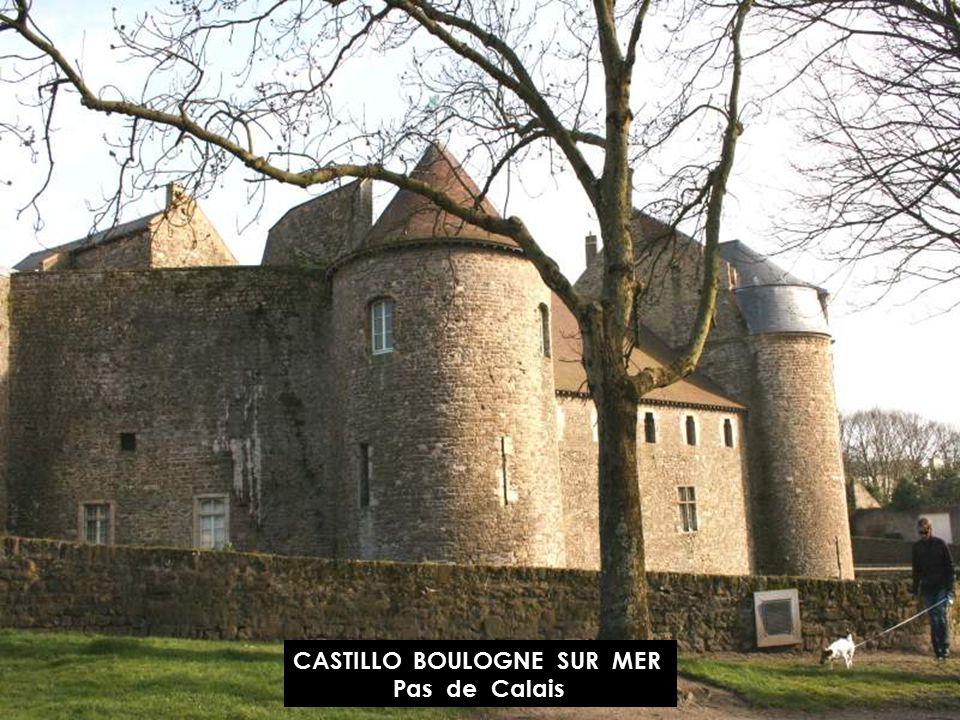 CASTILLO DE BARLY Pas de Calais