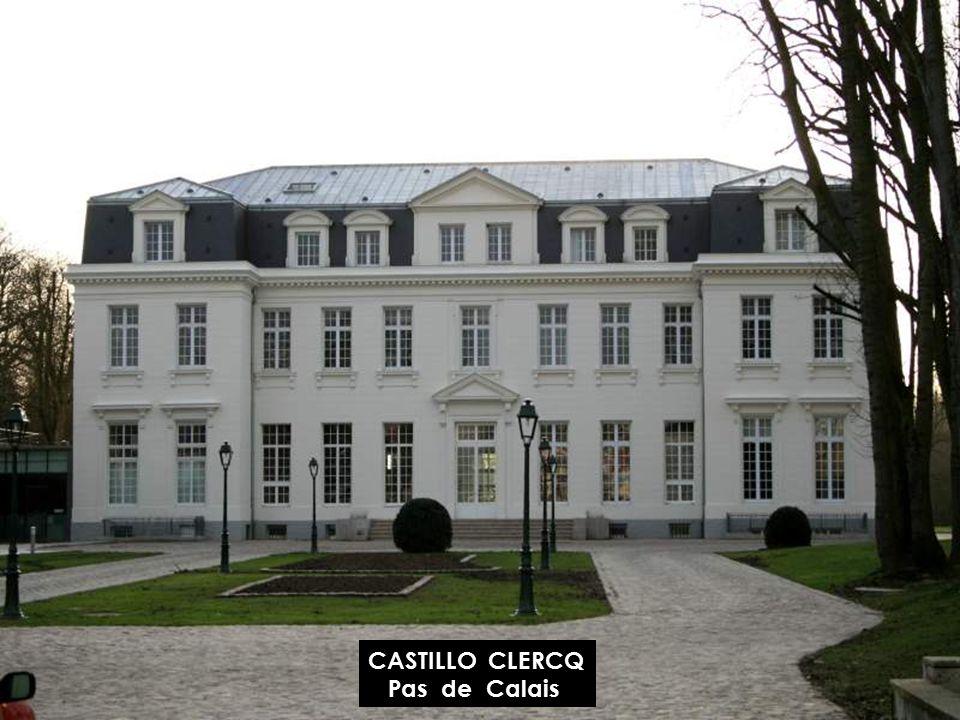 CASTILLO BOMY Pas de Calais