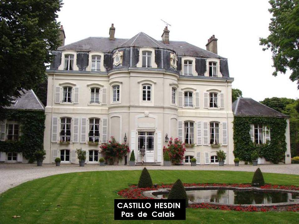 CASTILLO CLERCQ Pas de Calais