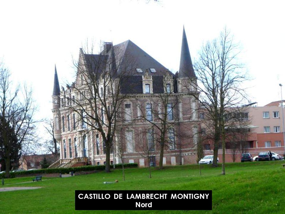 CASTILLO DE BERNICOURT Nord