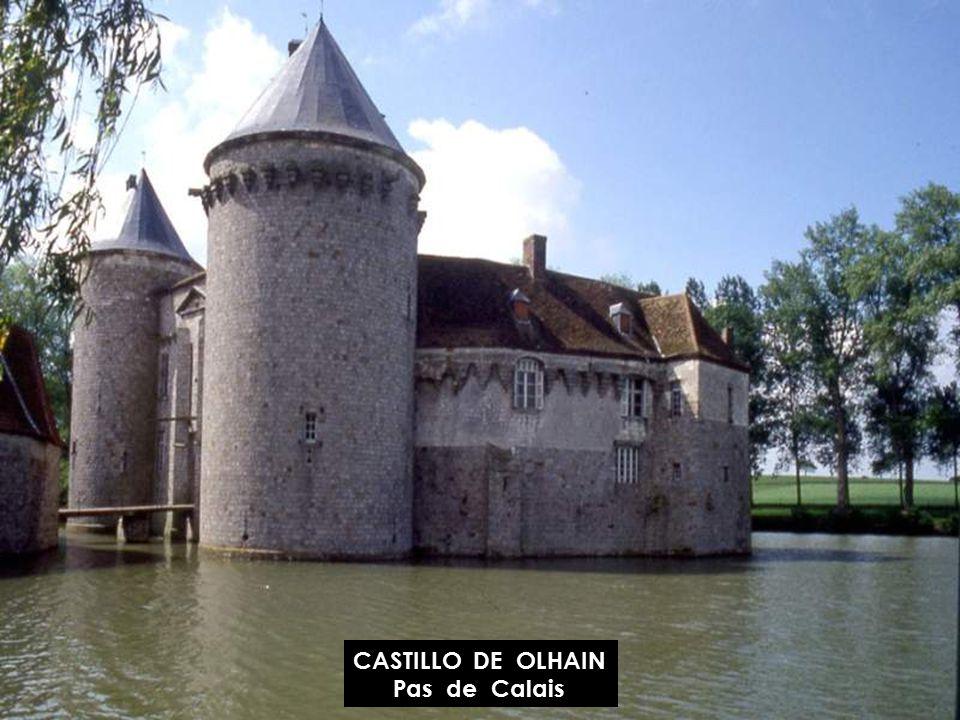 CASTILLO DE COUIN Pas de Calais
