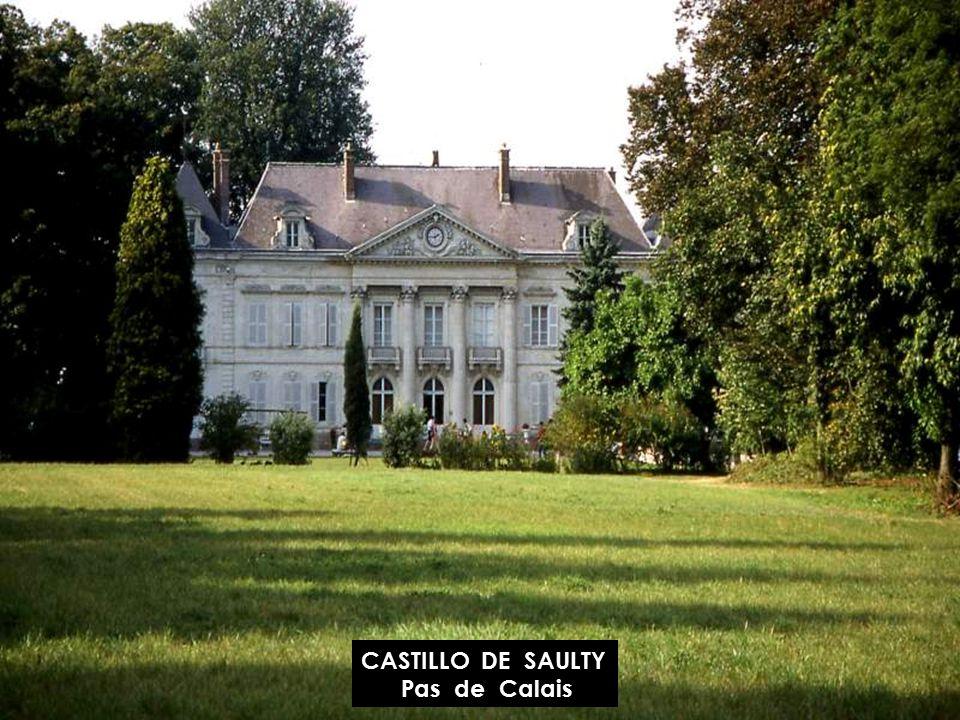 CASTILLO DE PAS Pas de Calais