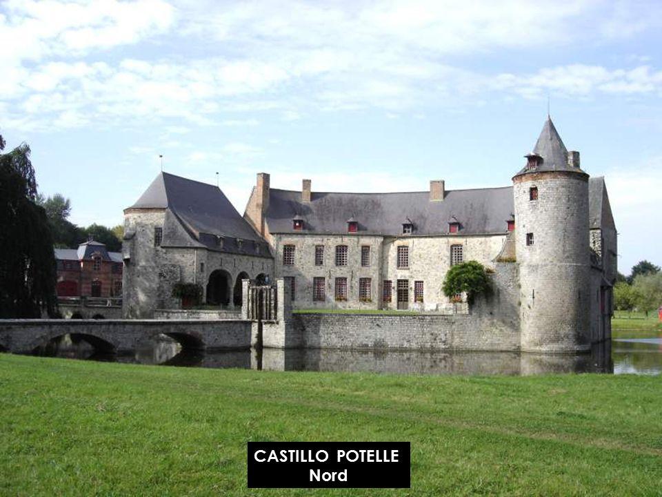 CASTILLO DE LAMBRECHT MONTIGNY Nord