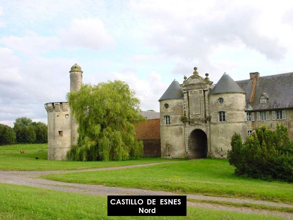 CASTILLO WAMIN Pas de Calais