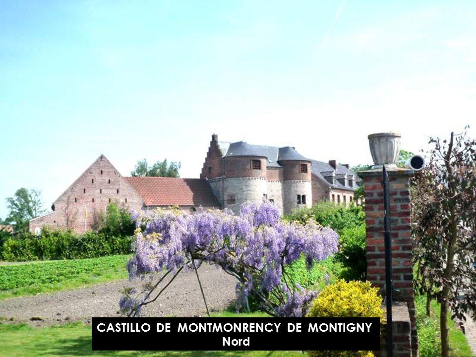 CASTILLO DE ESNES Nord