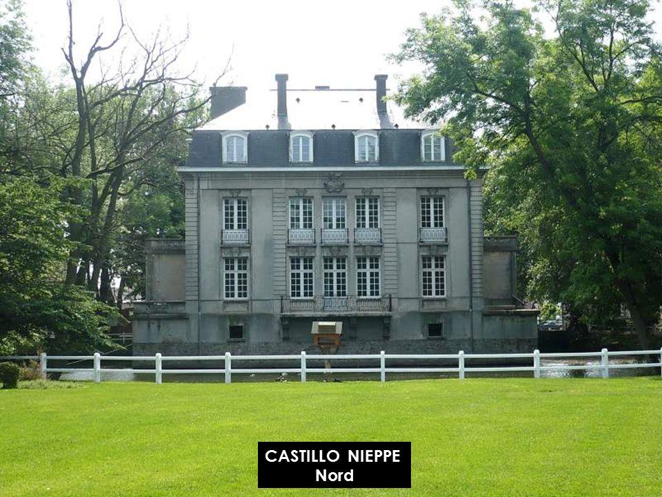 CASTILLO DE MONTMONRENCY DE MONTIGNY Nord