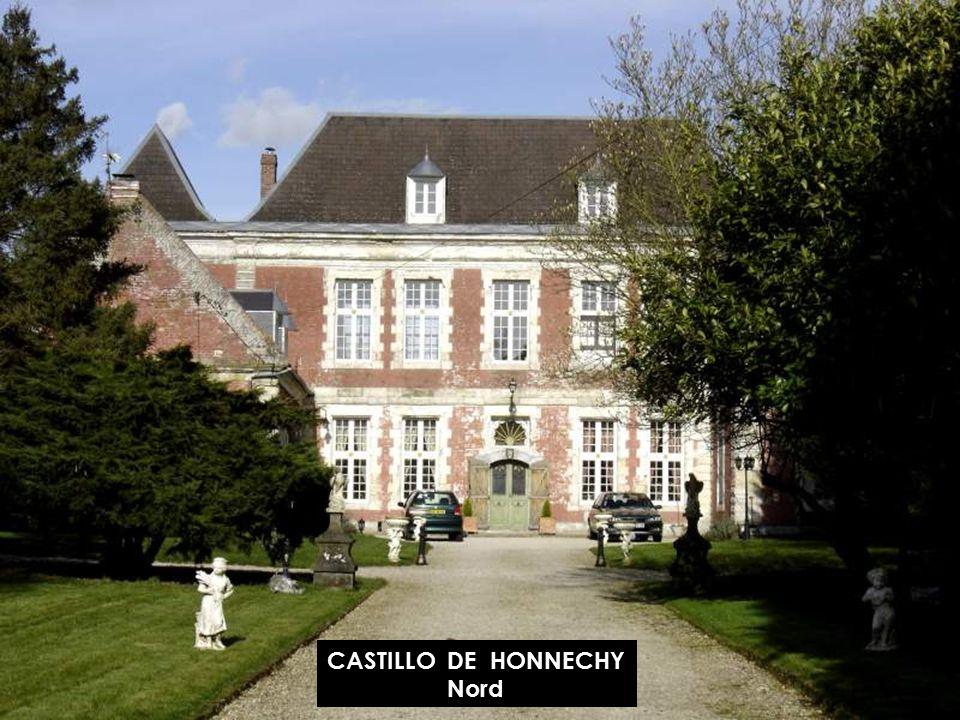CASTILLO DE HONNECHY Nord
