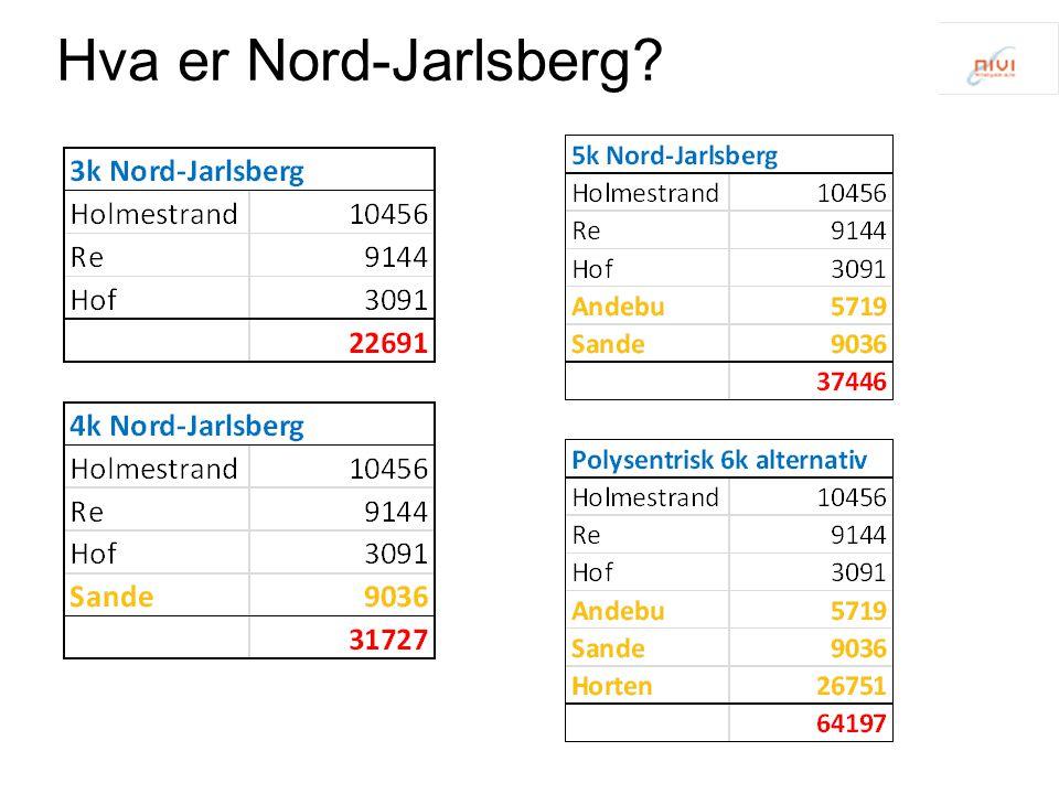 Hva er Nord-Jarlsberg?