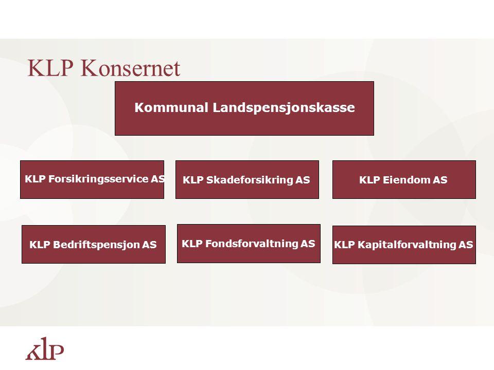 KLP Interaktiv består av: KLP Nettpensjon KLP Autostart pensjon Et verktøy for rapportering av lønn, pensjons- og medlemsopplysninger Et verktøy for beregning av pensjon En database for premieopplysninger og diverse rapporter Hva er KLP Interaktiv?