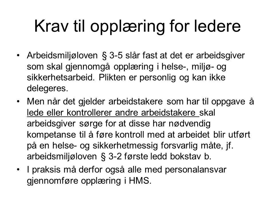 Arbeidsreglement Krav til arbeidsreglement jf.aml.