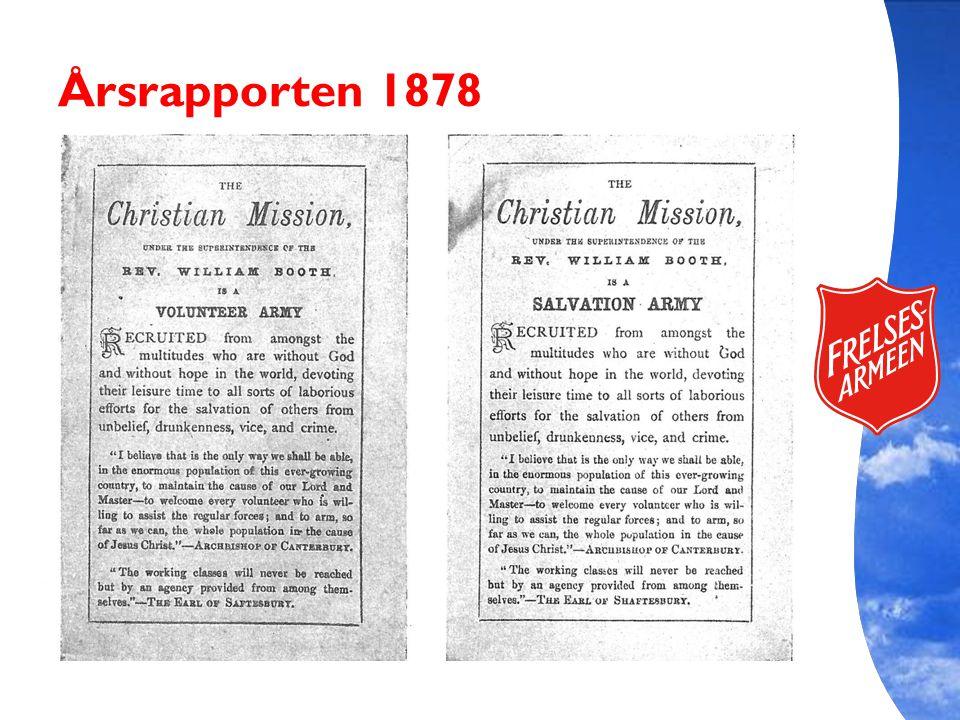 Årsrapporten 1878