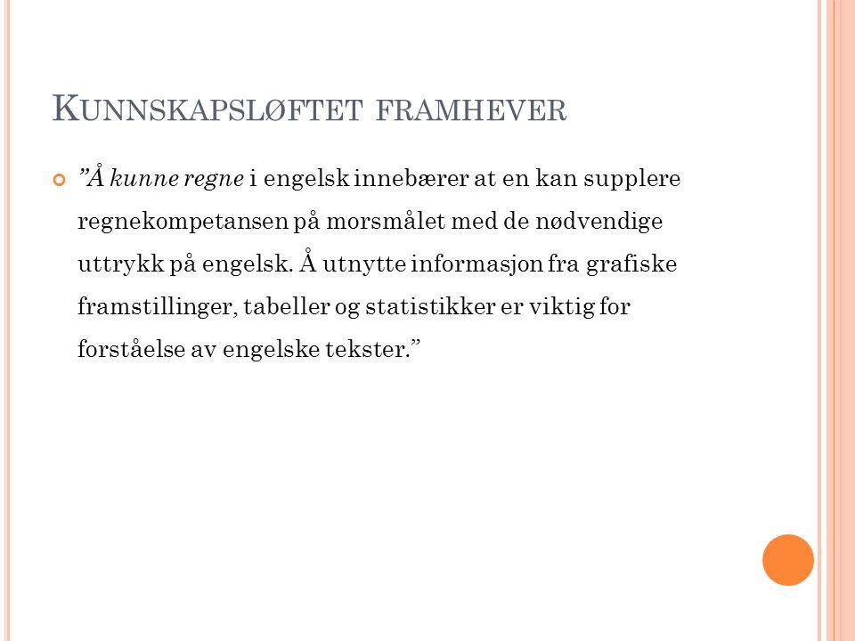 LITTERATURLISTE Traavik, Hilde mfl.2009. Grunnleggende ferdigheter i alle fag.