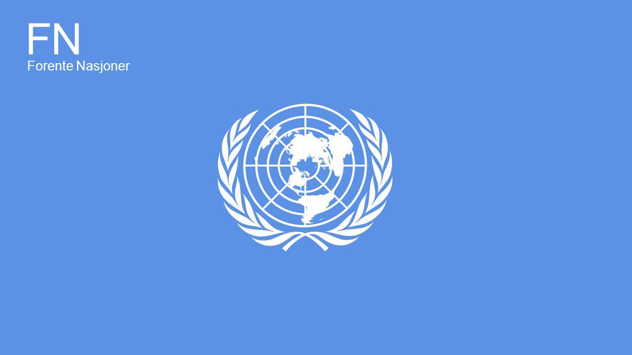 FN Forente Nasjoner
