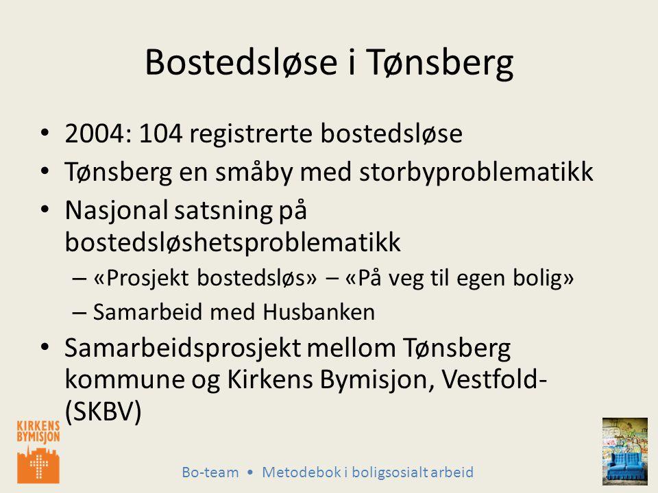 Bo-team Metodebok i boligsosialt arbeid Teorier: Oppgaveorientert tilnærming, (OOT): – Godt konkretiserte mål.