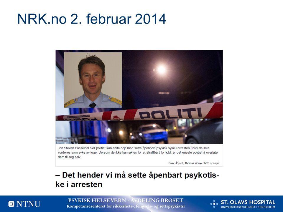 NRK.no 2. februar 2014