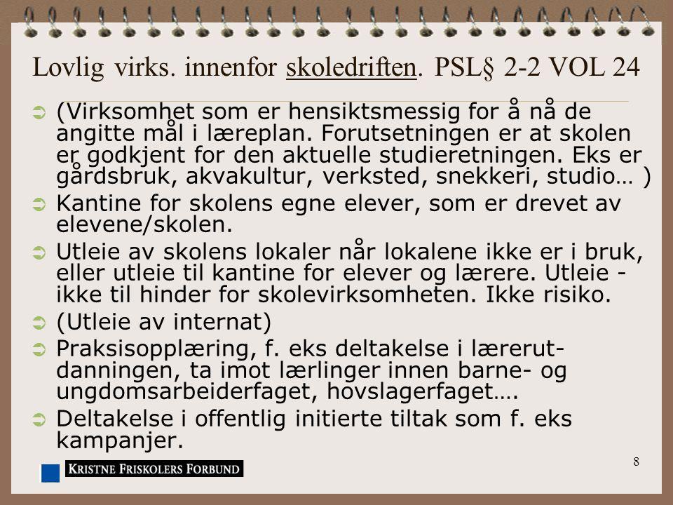 29 Kort om utregningsgrunnlag WWW.kff.no WWW.kff.no