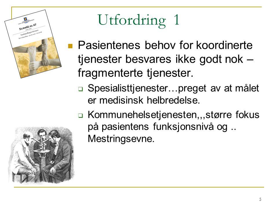 16 Tertiærforebyggende Etter at det har skjedd.. Skaden uopprettelig – konsekvens: funksjonstap.