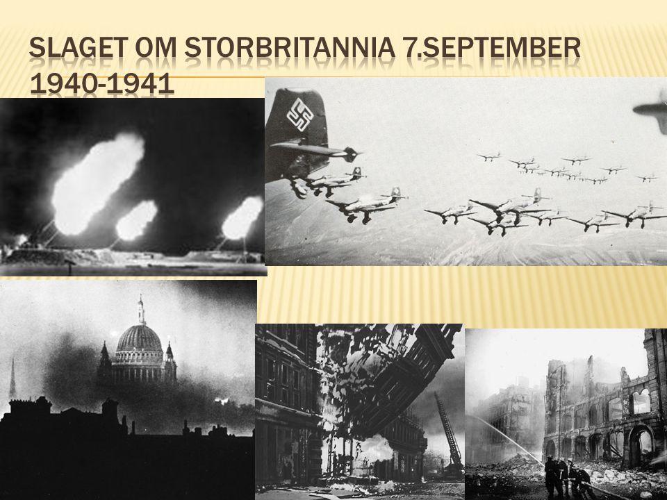  21. August- 2. Februar 1943  Offisielt vendepunkt  1,5-2 millioner