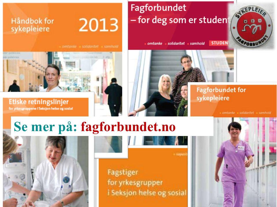 Se mer på: fagforbundet.no
