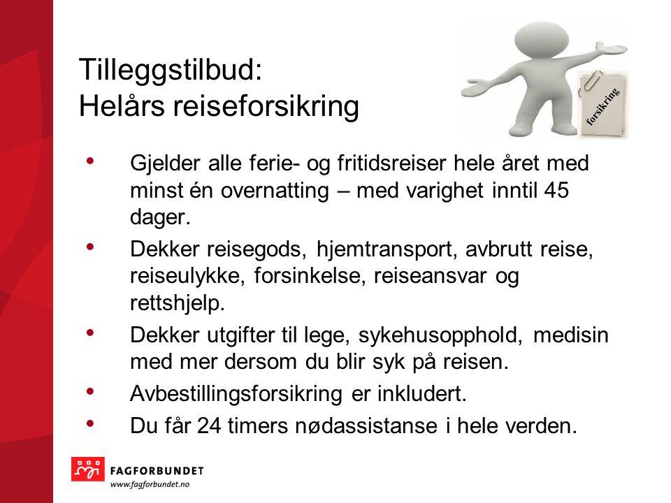 Like etter innmelding får du tilsendt: Ryggsekk Medlemsbladet Fagbladet Informasjon om Innboforsikring inkl.