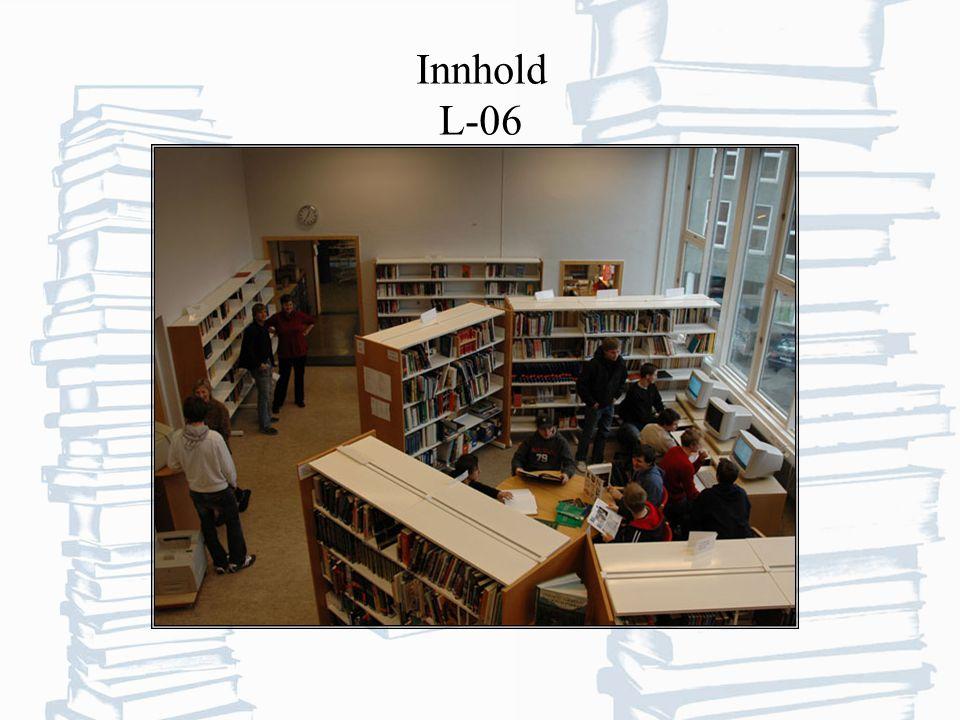 Innhold L-06