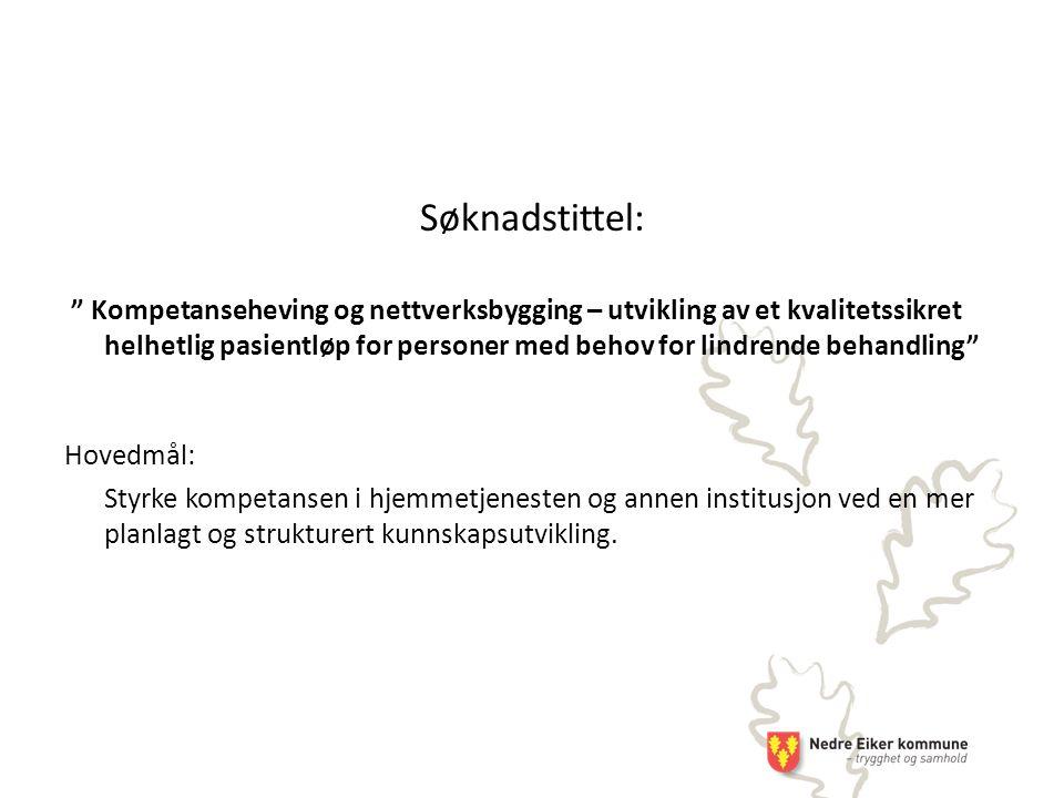 Ragnhild Tronhus Rhodén 07.03.2014 Når målet ikke er oppnådd..
